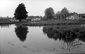 Photo of West Ashling, Northbrook Mill 1965, ref. W650008