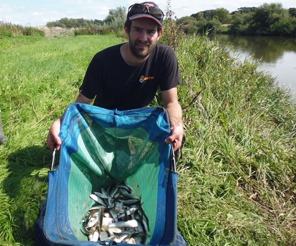 Kitch wins again with this Roach and Dace bag