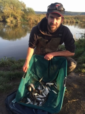 Another Kitch winning bag from the Arun this time