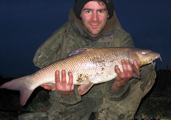 Kitch 1st barbel 2011