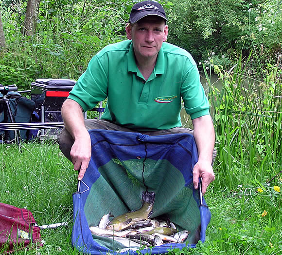 Copyright Petworth and Bognor Angling Club, West Sussex