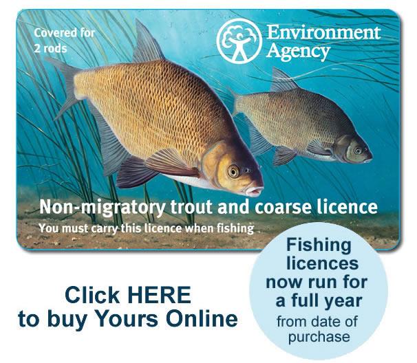 Rod Licence